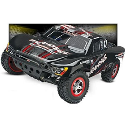Picture of Traxxas Slash Black 4x4 Ulitimate Ed 1/10 RC Vehicle 580342BLK 25-1857