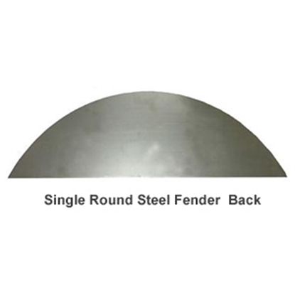 Picture of ConnX  Single Steel Fender Back F0001 25-4000