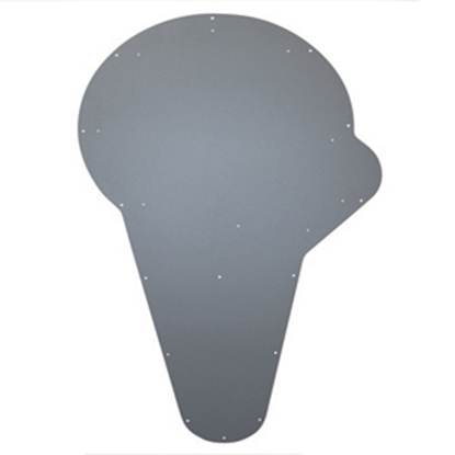 Picture of Winegard Trav'Ler (TM) Trav'ler Satellite Roof Mounting Plate LNB SKA-008 38-0358