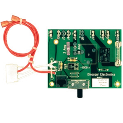 Picture of Dinosaur Electronics  2-Way Norcold Refrigerator Circuit Board D-157112-WAY 39-0495