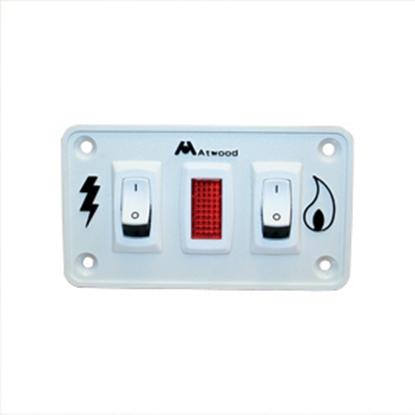 Picture of Dometic  Dual Switch 4E&10E & Xt'S 91230 42-0183