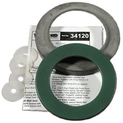 Picture of Thetford  Ball Seal For Thetford Aqua-Magicr Style Plus & II/ Lite Permanent Toilet. 34120 44-0436