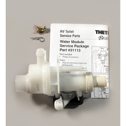 Picture of Thetford  Bravura Water Valve Kit 31113 44-1142