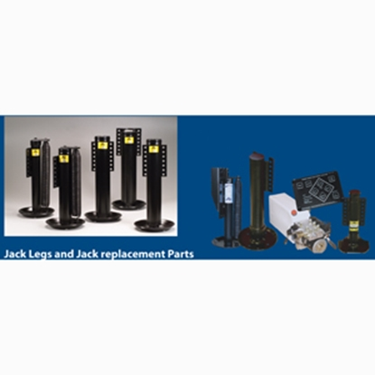 Picture of Power Gear  6K Hydraulic Levelling Jack 359359 45-9116
