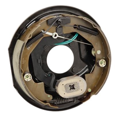 """Picture of Tekonsha Electric Trailer Brake Kit LH 12"""" Brake Assemby 54801-008 46-0669"""