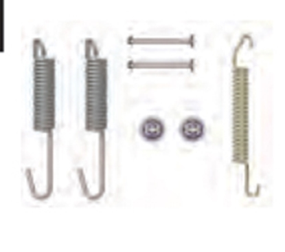 "Picture of AP Products  12"" Brake Spring & Hardware Kit 014-136445 46-0814"