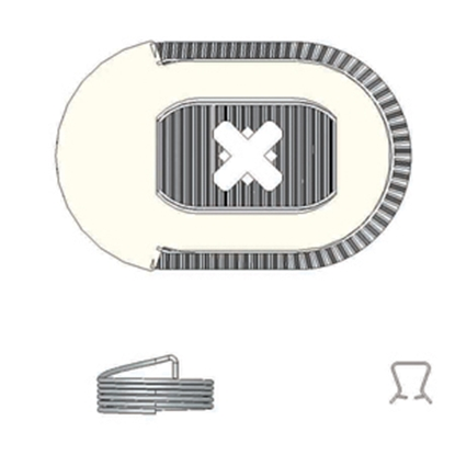 """Picture of AP Products  12"""" Brake Magnet Kit 014-136447 46-0815"""