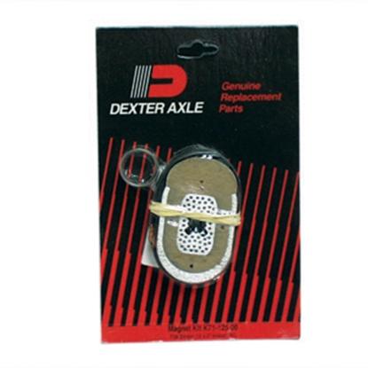 Picture of Dexter Axle  Dexter 12 x 2 7K Magnet K71-125-00 46-1833