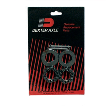 Picture of Dexter Axle  Nuts/Washers/Keys K71-322-00 46-3060