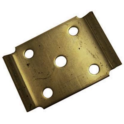 "Picture of AP Products  2.375"" Tie Plate 014-133766 46-6880"