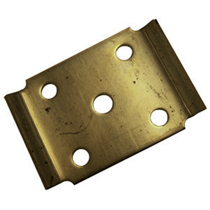"Picture of AP Products  3"" Zinc Tie Plate 014-122226 46-6881"