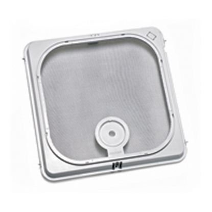 Picture of Ventline  Birch White Roof Vent Screen Frame w/ Switch w/ Removable Screen BVC0573-31R 47-0307