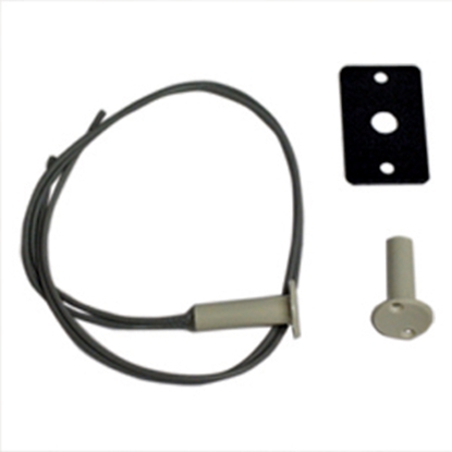 """Picture of Kwikee  3/8"""" Round Magnetic Door Switch 378047 47-0475"""