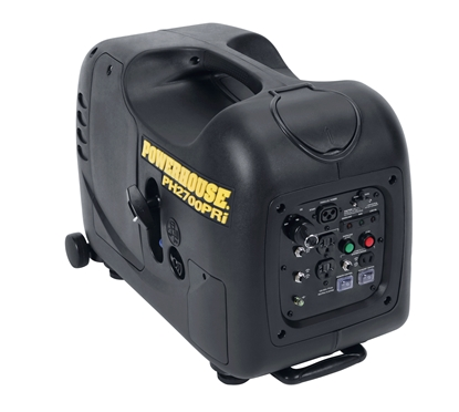 Picture of Powerhouse Wi Series 2700W Gasoline Recoil Start Inverter Generator 69272 48-0136