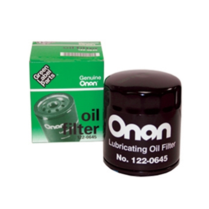 Picture of Cummins Onan  Oil Filter 122-0645 48-2010