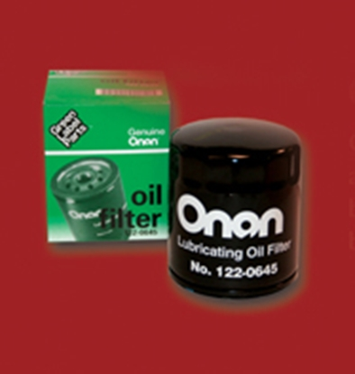 Picture of Cummins Onan  10/12KW QD Oil Filter 187-1000 48-2065