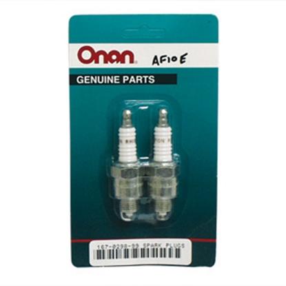 Picture of Cummins Onan  2Pk Onan Spark Plugs 167-0298-99 48-2091