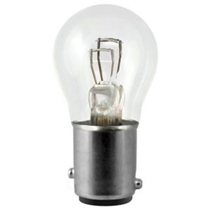 Picture of Starlights  SX 1076 Double Contact Candelabra Bayonet Base Incandescent Bulb 016-02-1076 55-0964