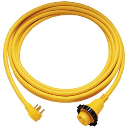 Picture of Marinco  25' 30A Extension Cord w/Large Grip Swivel Handle 25SPPH.RV 55-6200