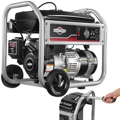 Picture of Briggs & Stratton  3500W Gasoline Recoil Start CARB Compliant Generator 030550 55-6356