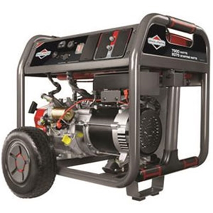 Picture of Briggs & Stratton Elite Series (TM) 7500W Gasoline Recoil/Electric Start CARB Compliant Generator 030552 55-6358