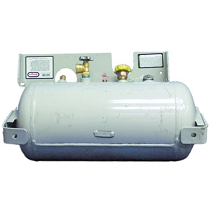 "Picture of Manchester Tank  5.5 Gal 23""x10"" ASME Permanent LP Tank w/Valve 6813 G12653 66-4940"