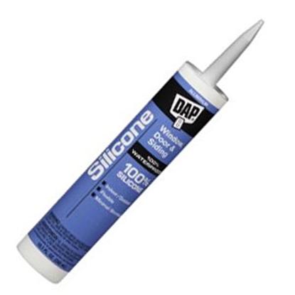Picture of DAP  Gray Aluminum 10.1 oz Silicone Caulk 08643 69-0045
