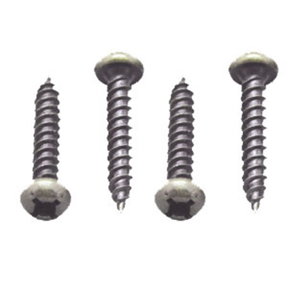 "Picture of AP Products  50-Pack Bronze 8 x 1.25"" Pan Head Square Recess Screw 012-PSQ50BZ 8X1-1/4 69-0058"