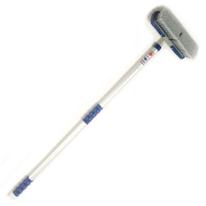 "Picture of Adjust-a-Brush  10"" Wide Soft 48""-96"" Telescopic Wash Handle/ Brush PROD262 69-0066"