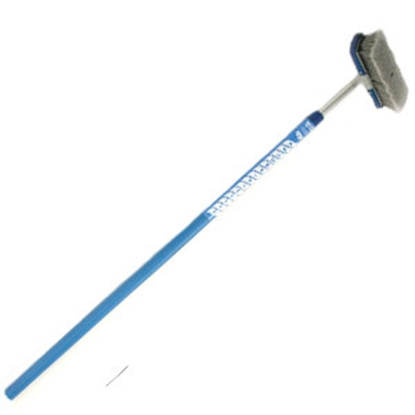 "Picture of Adjust-a-Brush  Soft 48""-96"" Telescopic Wash Handle/ Brush w/ Foam Grip PROD298 69-0071"