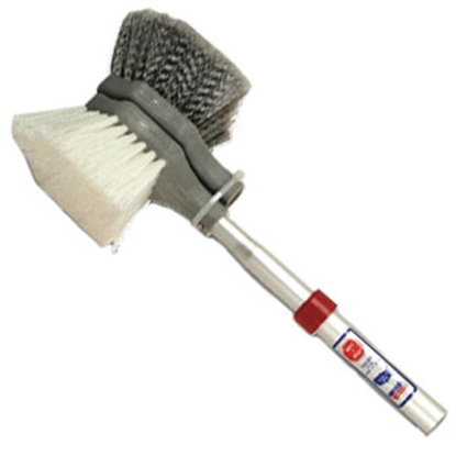 Picture of Adjust-a-Brush  RV Duo Detailer Wash Brush PROD400 69-0077