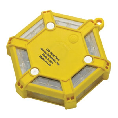 Picture of Averoe  Yellow/Amber LED Battery Operated Flare 1145 69-0257