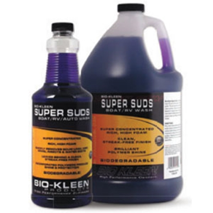 Picture of Bio-Kleen Super Suds (TM) 1 Gallon Super Suds Car Wash M01109 69-0537