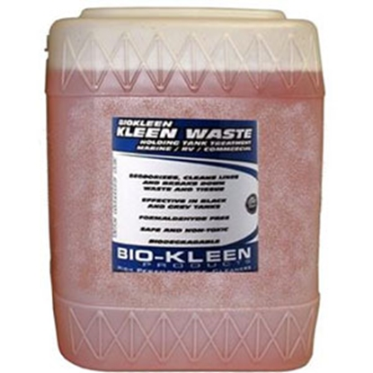 Picture of Bio-Kleen Kleen Waste 5 Gal Holding Tank Treatment w/Deodorant M01715 69-0549