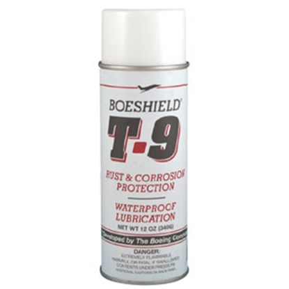 Picture of Boeshield  12 Oz Aeroosol T-9 Rust And Corrosion Inhibitor T90012 69-0592