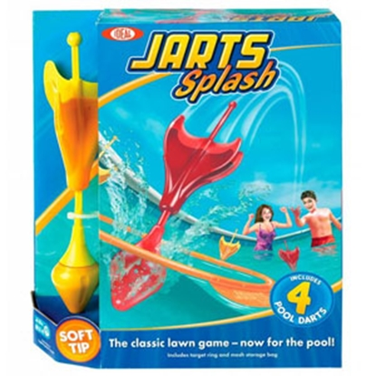 Picture of Poof-Slinky Ideal (R) Jarts Splash Pool Game 0X0878BL 69-5127