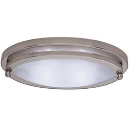 Picture of Gustafson  Satin Nickel Ceiling Mount Interior Light 55AM558XYZ1 69-5174
