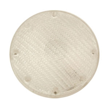 Picture of Gustafson  Clear Round Replacement Dome Light Lens AM4041 69-5192