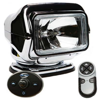 Picture of GoLight Stryker 65W Chrome Spotlight 3066 69-5210