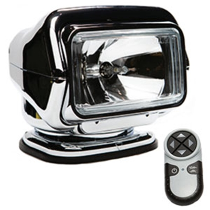 Picture of GoLight Stryker 65W Chrome Spotlight 3106 69-5211
