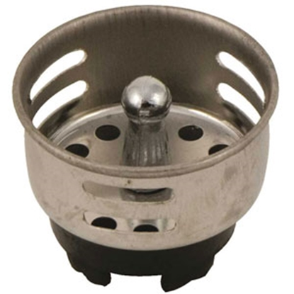 Picture of Hardware Express  Stainless Steel Strainer Basket for Junior Duo 122079 902285 69-5274