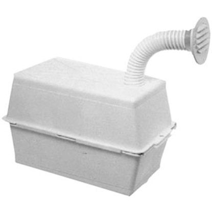 Picture of MTS  Colonial White Group 24 Vented Battery Box 200275 69-6507