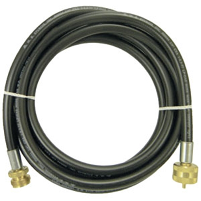 "Picture of MB Sturgis  144"" #600 Female X #600 Male LP Adapter Hose 100284-144PKG 69-6635"