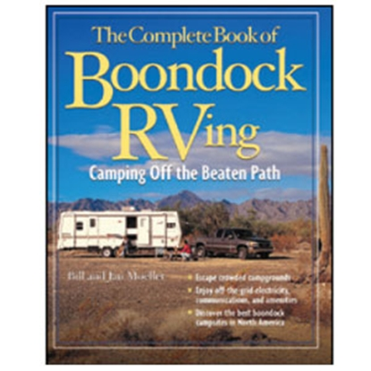 Picture of McGraw-Hill  Complete Book Of Boondock RVing 9780071490658 69-6660