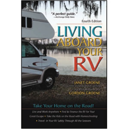 Picture of McGraw-Hill  Living Aboard Your RV Book 9780071784733 69-6661