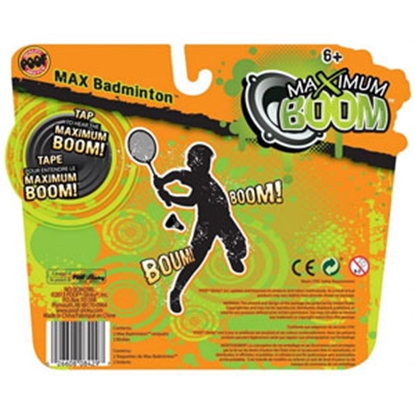 Picture of Poof-Slinky Ideal (R) Max Boom Badminton Game 0C8429BL 69-6891