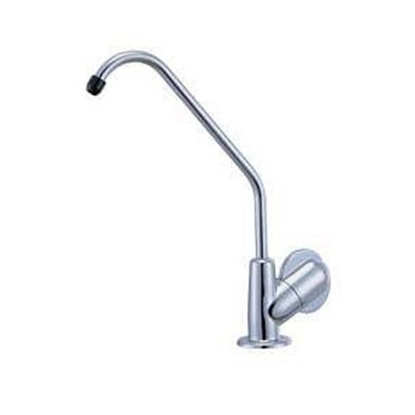 Picture of Relaqua Relaqua (R) Chrome w/Single Knob Kitchen Faucet w/Swivel Spout ALK-9001 69-7083