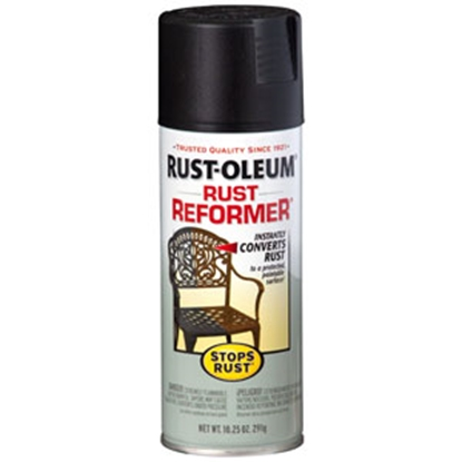 Picture of Rust-Oleum Rust Reformer (R) 10.25 Oz Spray On Rust Converter 215215 69-7123