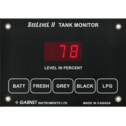 Picture of See Level SeeLevel II (TM) LED Tank Monitor System for 4 Tanks 709-1003 69-7560