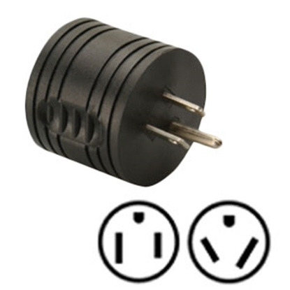 Picture of Surge Guard Surge Guard (R) 15M/30F Power Cord Adapter 095215508 69-7633